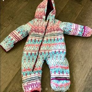 ROXY Snowsuit 12 Months